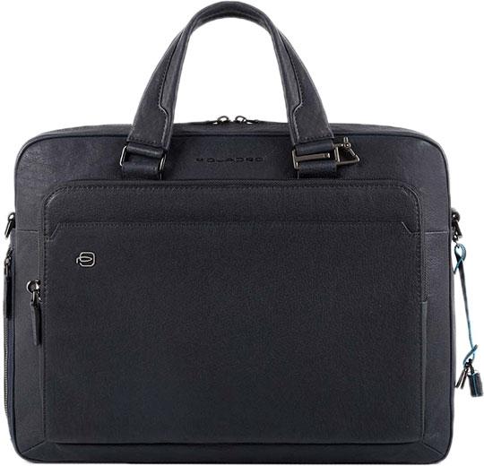 Кожаные сумки Piquadro CA4027B3/BLU кожаные сумки piquadro ca1358b2ser blu