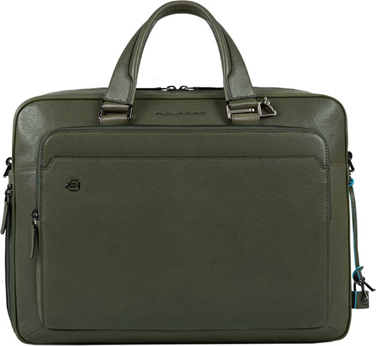 d8213a6d640e Кожаная сумка Piquadro CA3335B2N по минимальной цене в интернет-магазине и  розничных магазинах AllTime. Покупайте Кожаная сумка Piquadro CA3335B2N с  ...