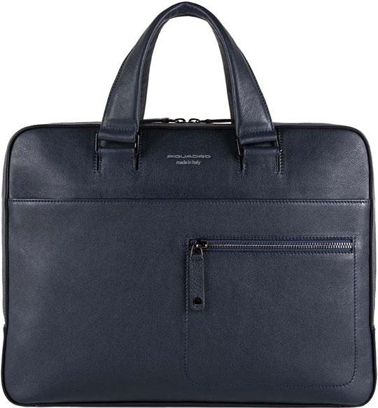 Кожаные сумки Piquadro CA4098W86/BLU кожаные сумки piquadro ca1358b2ser blu