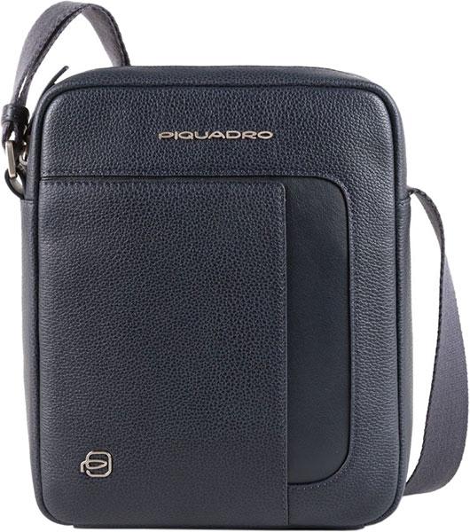 Кожаные сумки Piquadro CA4290S95/BLU