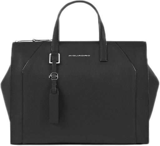 Кожаные сумки Piquadro CA4325MU/N кожаные сумки piquadro ca1403b2 n