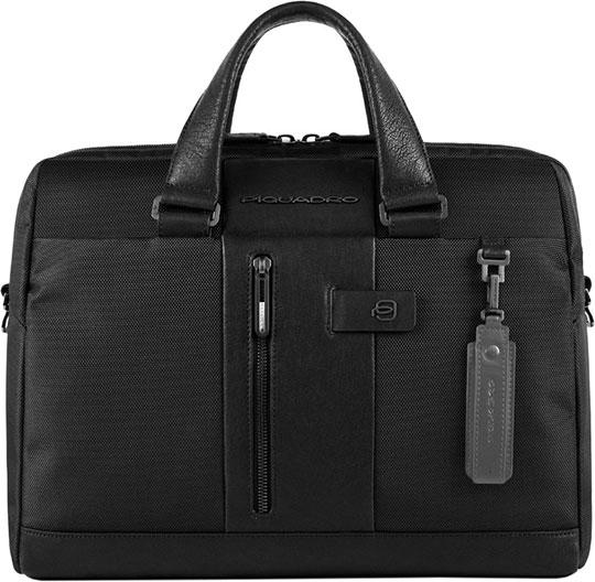 Кожаные сумки Piquadro CA4440BR/N цена и фото