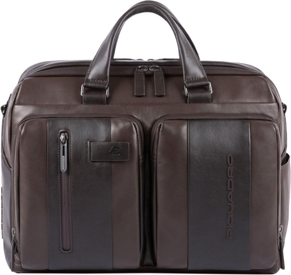 Кожаные сумки Piquadro CA4441UB00/TM