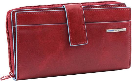 Купить со скидкой Кошельки бумажники и портмоне Piquadro PD1354B2/R