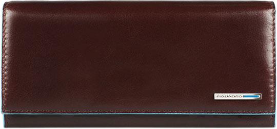 Кошельки бумажники и портмоне Piquadro PD3211B2/MO кошельки бумажники и портмоне piquadro pu4188p15 n