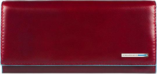Кошельки бумажники и портмоне Piquadro PD3211B2/R кошельки бумажники и портмоне cross ac528287n 19