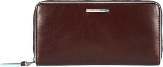 Кошельки бумажники и портмоне Piquadro PD3229B2/MO кошельки бумажники и портмоне piquadro pu257p15 blu3
