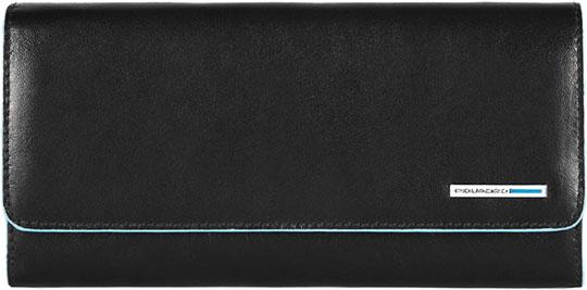Кошельки бумажники и портмоне Piquadro PD3889B2/N кошельки бумажники и портмоне piquadro pu4188p15 n