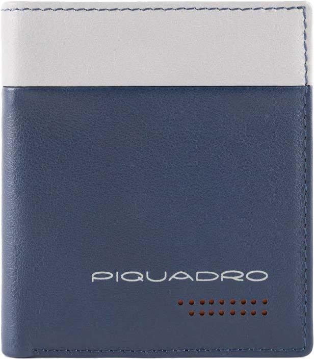 Визитницы и кредитницы Piquadro PP1518UB00R/BLGR