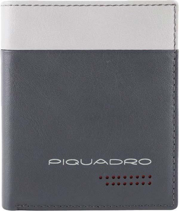 Визитницы и кредитницы Piquadro PP1518UB00R/GRN