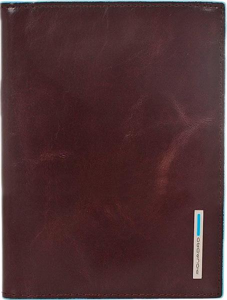 Обложки для документов Piquadro PP1660B2/MO обложки для документов piquadro as300b2 n