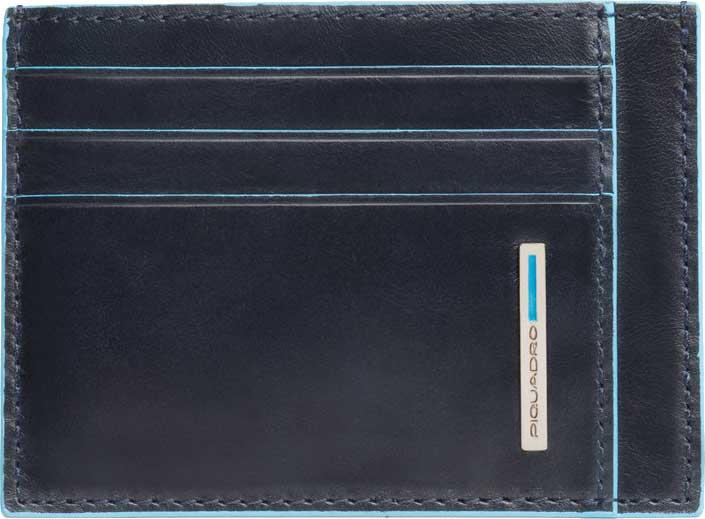 Визитницы и кредитницы Piquadro PP2762B2R/BLU2