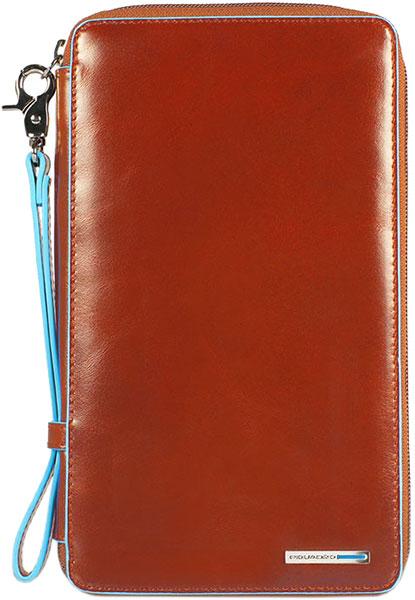 Кошельки бумажники и портмоне Piquadro PP3246B2/AR ar 19 4 держатель для визиток овен юнион