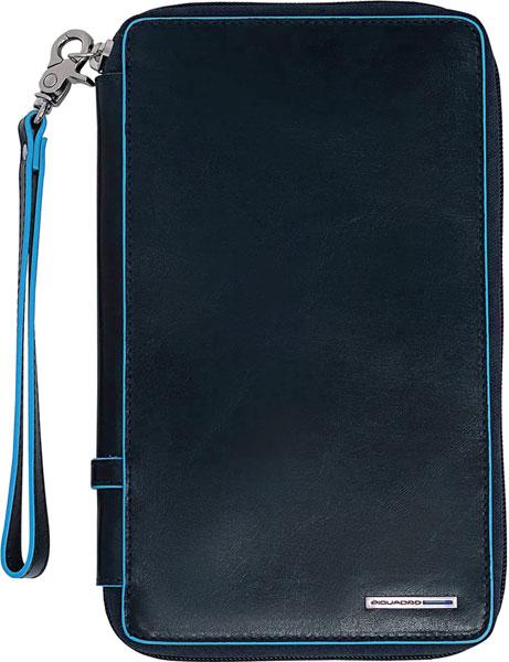 Кошельки бумажники и портмоне Piquadro PP3246B2/BLU2