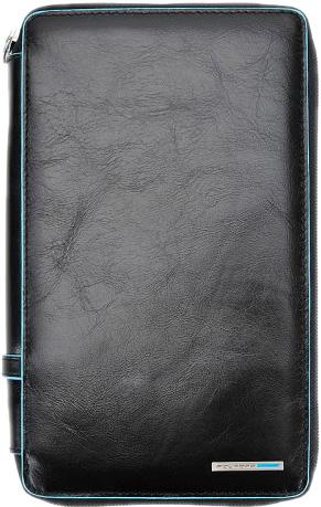 Кошельки бумажники и портмоне Piquadro PP3246B2/N кошельки бумажники и портмоне piquadro pu4188p15 n