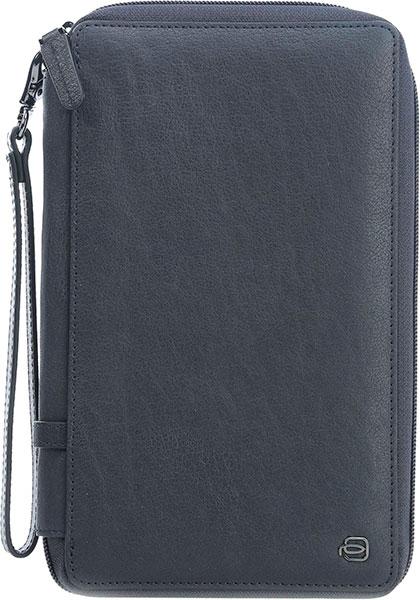 Кошельки бумажники и портмоне Piquadro PP3246B3R/BLU кошельки бумажники и портмоне piquadro pd3229b2 r