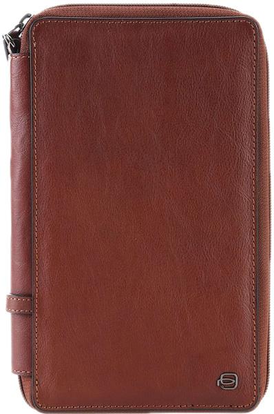 Кошельки бумажники и портмоне Piquadro PP3246B3R/CU кошелек piquadro blue square синий телячья кожа pu257b2 blu2