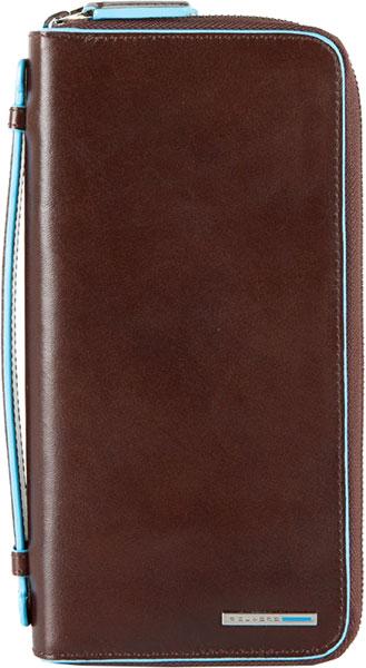 Кошельки бумажники и портмоне Piquadro PP3894B2/MO кошельки бумажники и портмоне piquadro pu4188p15 n