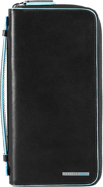 Кошельки бумажники и портмоне Piquadro PP3894B2/N кошельки бумажники и портмоне piquadro pu4188p15 n