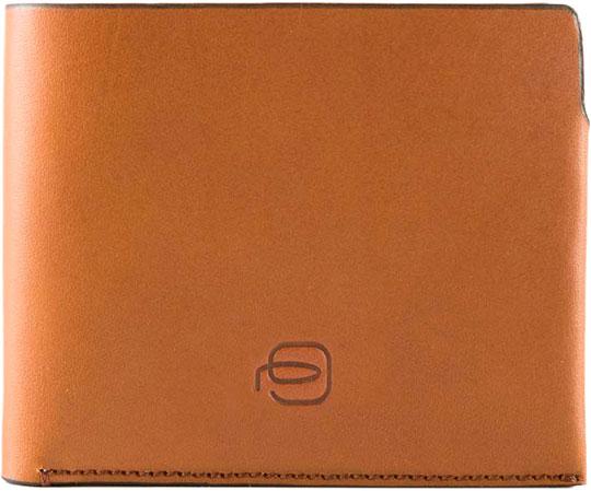 Кошельки бумажники и портмоне Piquadro PP4248BM/CUBL кошельки бумажники и портмоне piquadro pu4188p15 n