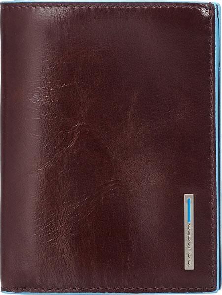 Кошельки бумажники и портмоне Piquadro PU1129B2/MO кошельки бумажники и портмоне piquadro pu1239b2r mo