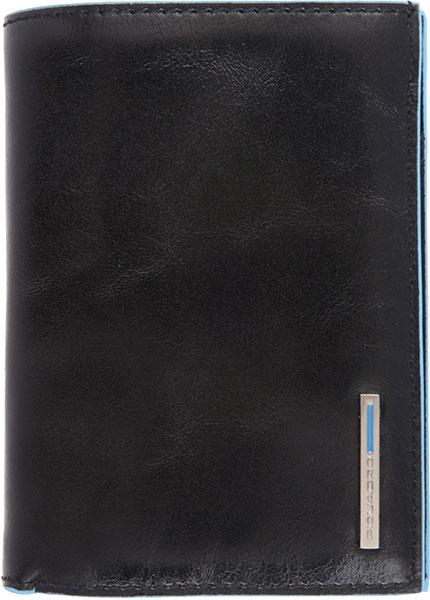 Кошельки бумажники и портмоне Piquadro PU1129B2/N цена