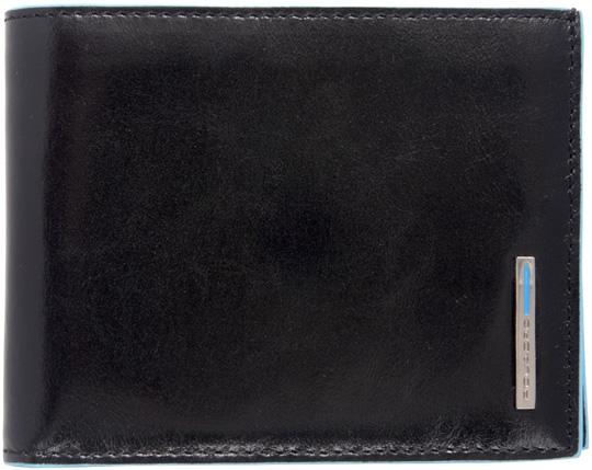 Кошельки бумажники и портмоне Piquadro PU1239B2R/N цена и фото