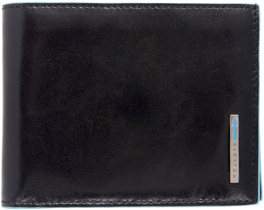 Кошельки бумажники и портмоне Piquadro PU1239B2R/N кошельки бумажники и портмоне piquadro pu257p15 n