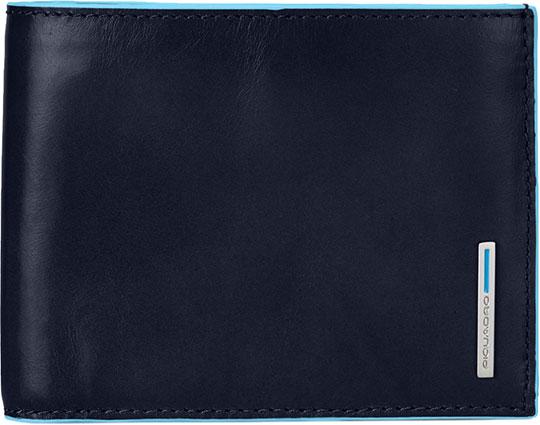Кошельки бумажники и портмоне Piquadro PU1240B2/BLU2