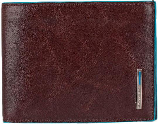 Кошельки бумажники и портмоне Piquadro PU1241B2R/MO цена и фото