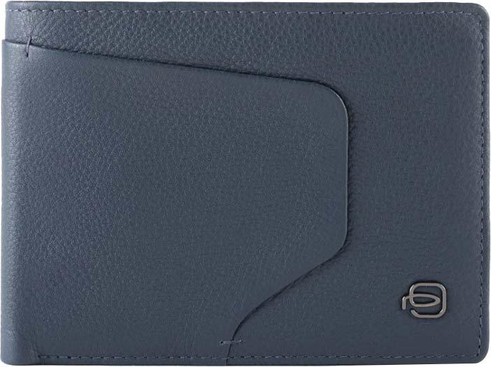 Кошельки бумажники и портмоне Piquadro PU1392AOR/BLU Piquadro   фото