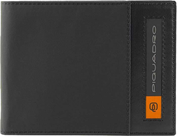 Кошельки бумажники и портмоне Piquadro PU1392BIO/N Piquadro   фото