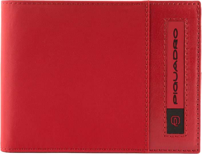 Кошельки бумажники и портмоне Piquadro PU1392BIO/R