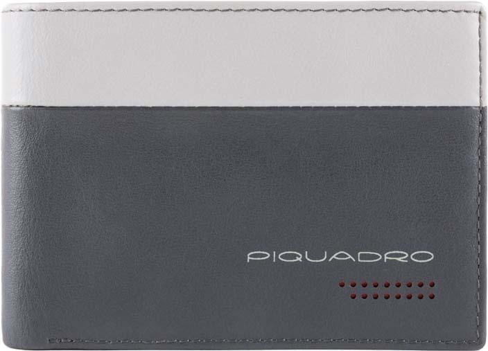 Кошельки бумажники и портмоне Piquadro PU1392UB00R/GRN