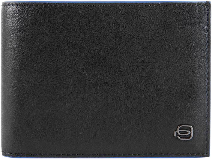 Кошельки бумажники и портмоне Piquadro PU257B2SR/N