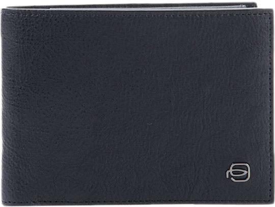 цена Кошельки бумажники и портмоне Piquadro PU257B3R/BLU онлайн в 2017 году