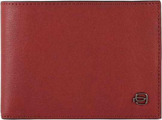 Кошельки бумажники и портмоне Piquadro PU257B3R/R кошельки бумажники и портмоне piquadro pd3229b2 r
