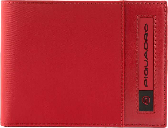 Кошельки бумажники и портмоне Piquadro PU257BIO/R