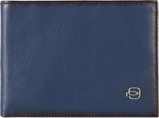 Кошельки бумажники и портмоне Piquadro PU257ED/BLU кошельки бумажники и портмоне piquadro pu4188p15 n