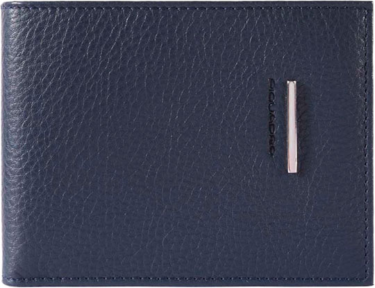 Кошельки бумажники и портмоне Piquadro PU257MO/BLU кошельки бумажники и портмоне piquadro pu4188p15 n