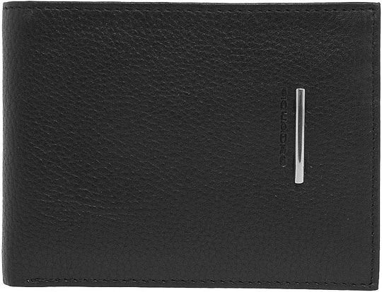 Кошельки бумажники и портмоне Piquadro PU257MO/N кошельки бумажники и портмоне piquadro pu257p15 n