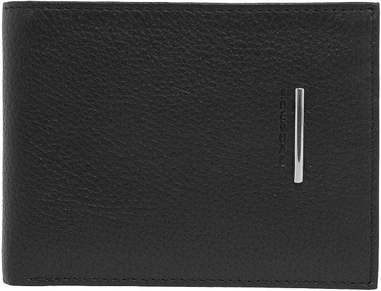 Кошельки бумажники и портмоне Piquadro PU257MO/N кошельки бумажники и портмоне cross ac578287 4