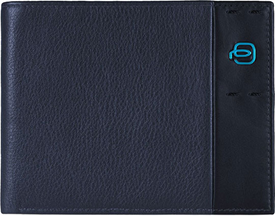 Кошельки бумажники и портмоне Piquadro PU257P15/BLU3 кошельки бумажники и портмоне piquadro pu257p15 n