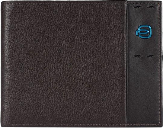 Кошельки бумажники и портмоне Piquadro PU257P15/M piquadro pulse pu257p15 pu257p15 m
