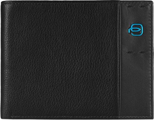 Кошельки бумажники и портмоне Piquadro PU257P15/N кошельки бумажники и портмоне piquadro pu257p15 blu3