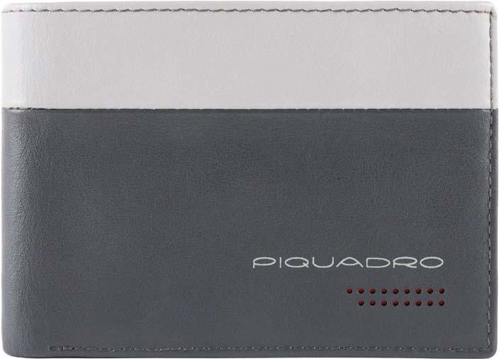 Кошельки бумажники и портмоне Piquadro PU257UB00R/GRN Piquadro   фото