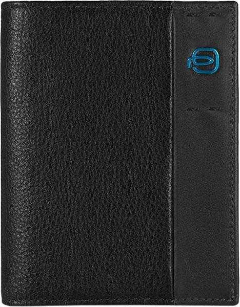 Кошельки бумажники и портмоне Piquadro PU3244P15/N кошелек мужской piquadro pulse pu3244p15 m коричневый натур кожа