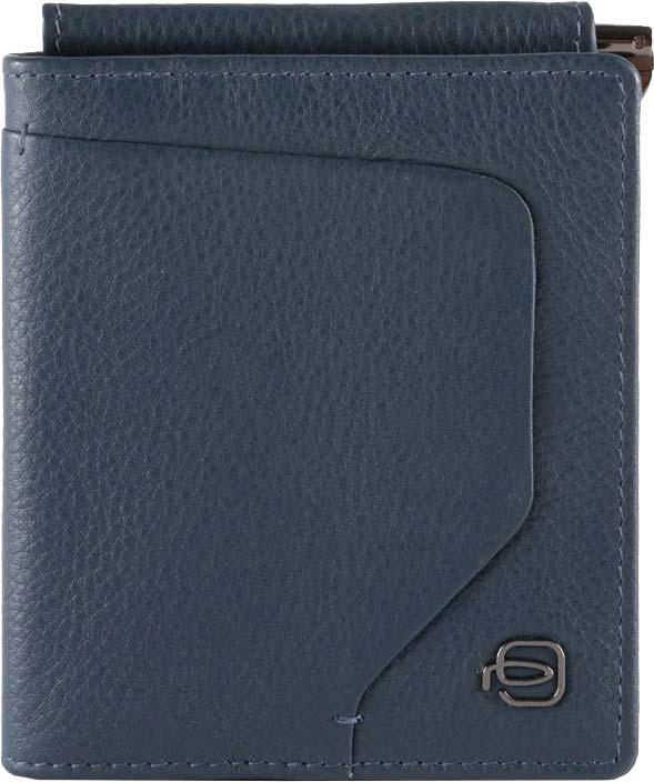 Кошельки бумажники и портмоне Piquadro PU3890AOR/BLU Piquadro   фото