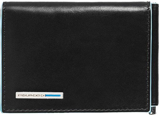 Кошельки бумажники и портмоне Piquadro PU3890B2/N кошельки бумажники и портмоне piquadro pu4188p15 n