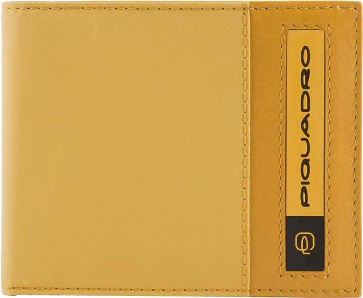 Кошельки бумажники и портмоне Piquadro PU3891BIO/G Piquadro   фото